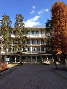 Shinshu School of General Education Bldg
